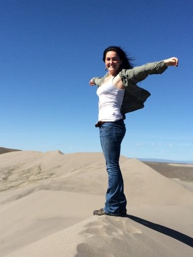 Brunau Sand Dunes State Park, Idaho