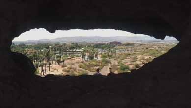 Papago Park, Arizona