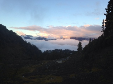 Mt. Baker Wilderness, Washington