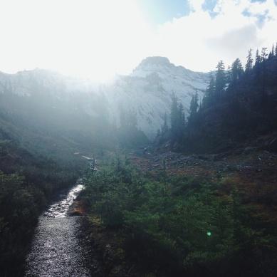 Chain Lakes, Mt. Baker Wilderness: Washington