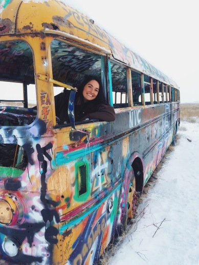 Driving the PNW Bus
