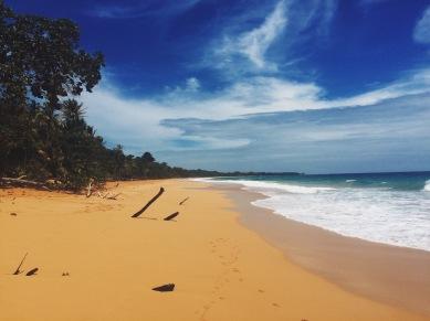 Playa Bluff, Panama